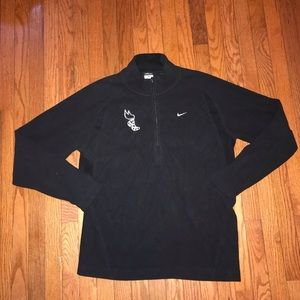 Nike 1/2 Zip Therma Fit Fleece Size Large L